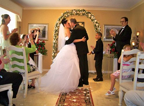 Small Wedding Intimate At Home