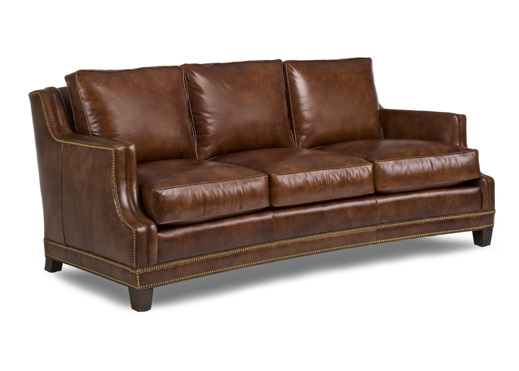 Handcrafted Furniture By Hancock And Moore Sofa North Carolina