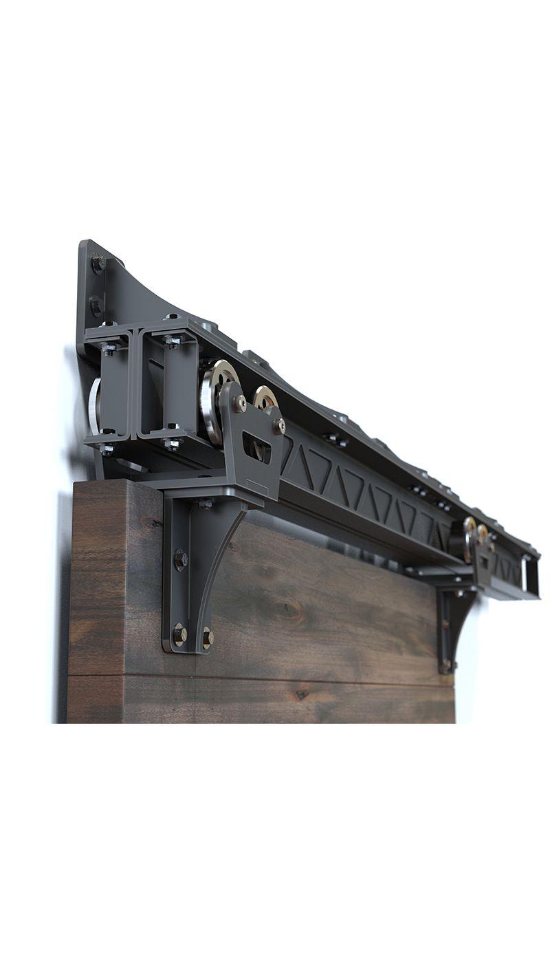 Heavy Duty Barn Door Hardware I-Beam Trolley