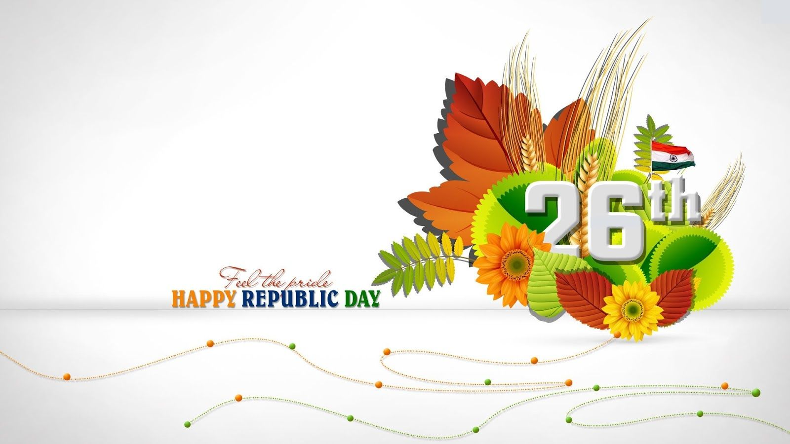 26 January Republic Day 2018 Wishes, Images, Wallpapers