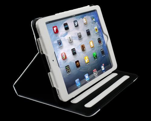 Luvvitt® ATTITUDE Case for iPad Mini - #BlackAndWhite #iPadMini