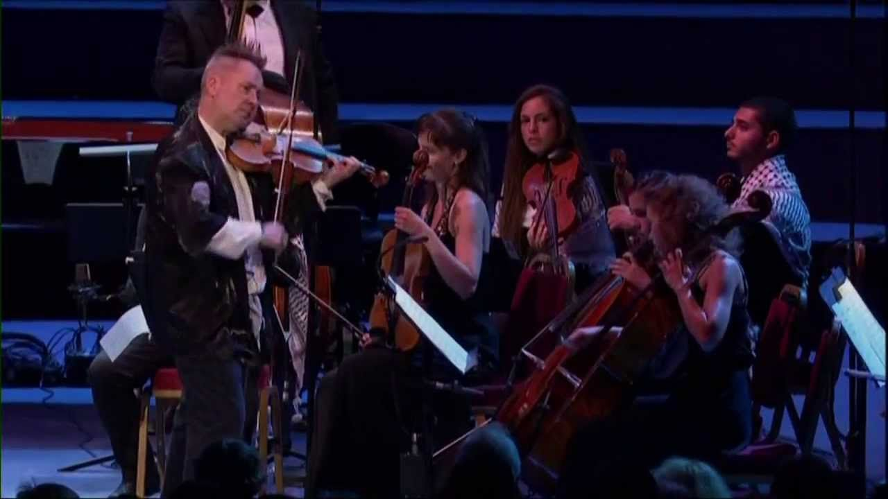 Nigel Kennedy - Proms 2013 - Excerpt Vivaldi Four Seasons