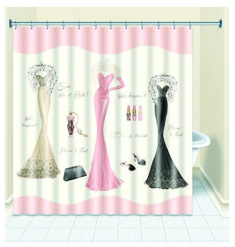 Fashionista Bathroom Accessories Bring Out The Diva In Us All!