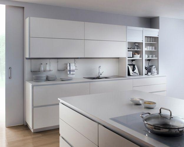 Muebles de Cocina Sobre Encimera | Mueble Persiana | Pinterest ...