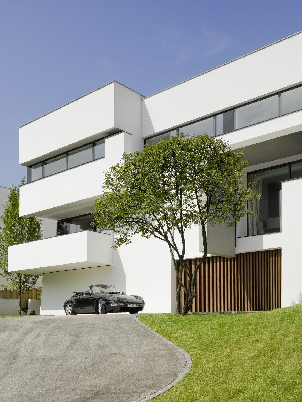 Strauss Residence by Alexander Brenner Architekten | Facades ...