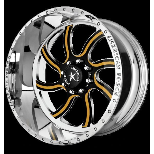 "You Found The Swoops Wheels From Rucci Rucci S Swoops: AMERICAN FORCE NIGHTMARE FP8 FACE-PLATE SERIES 22""x12"