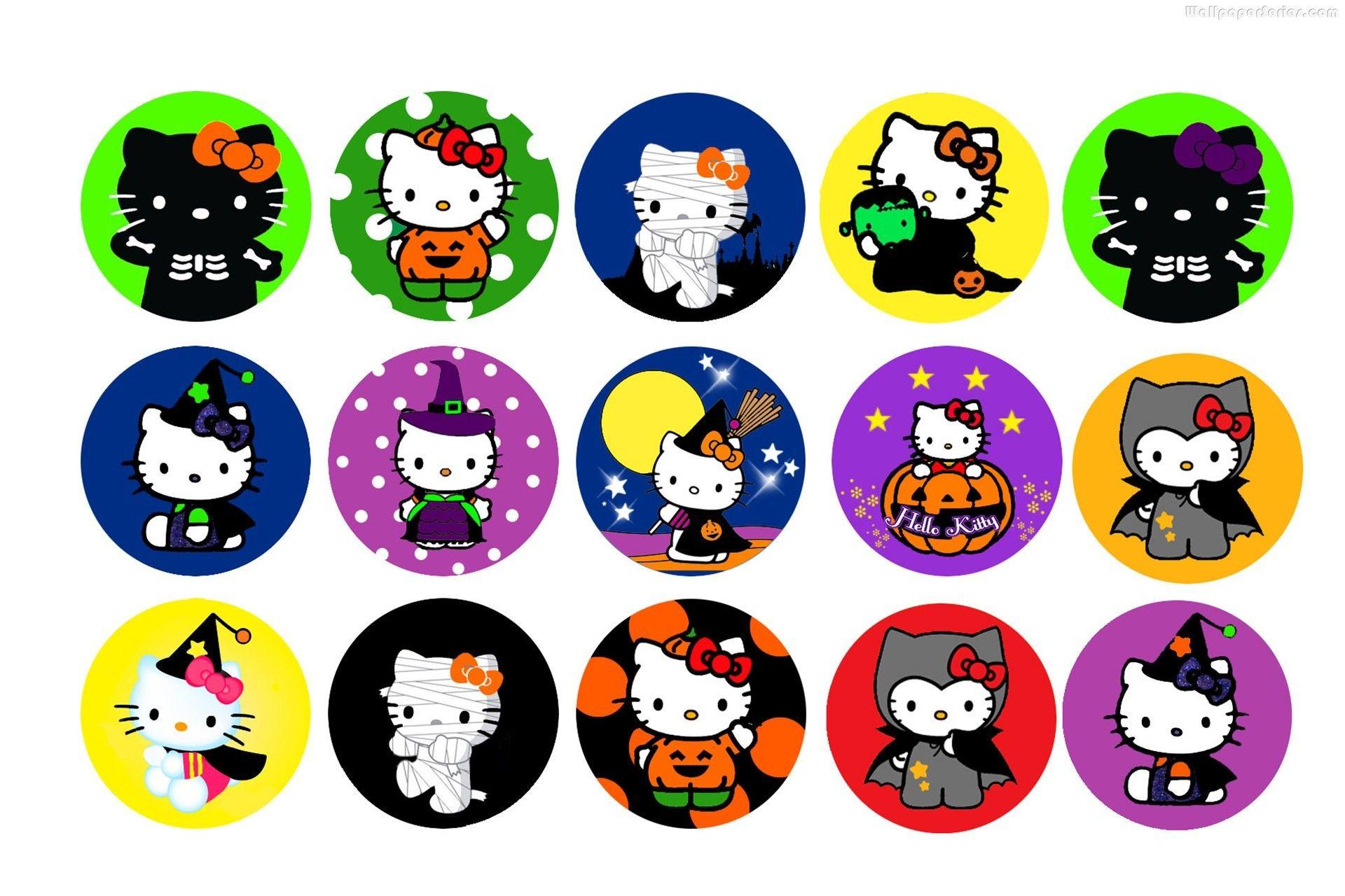 hello kitty halloween wallpapers | halloween hello kitty wallpaper