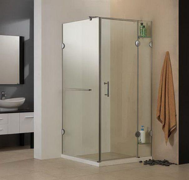 fiberglass shower enclosures with seat | Design | Pinterest ...