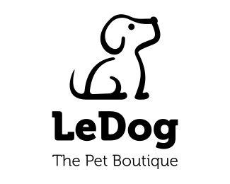 Mia Perigo Logo Inspiration 17 Pet Boutique Animal Logo Dog