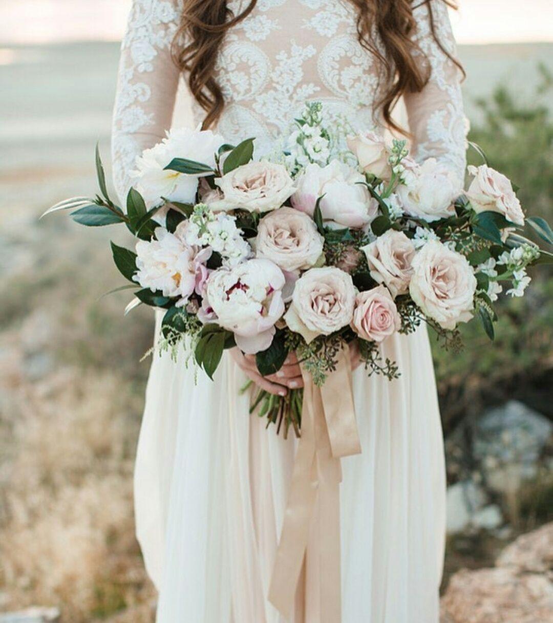 Modest long sleeve lace wedding dresses  modest wedding dress with long sleeves from alta moda modest
