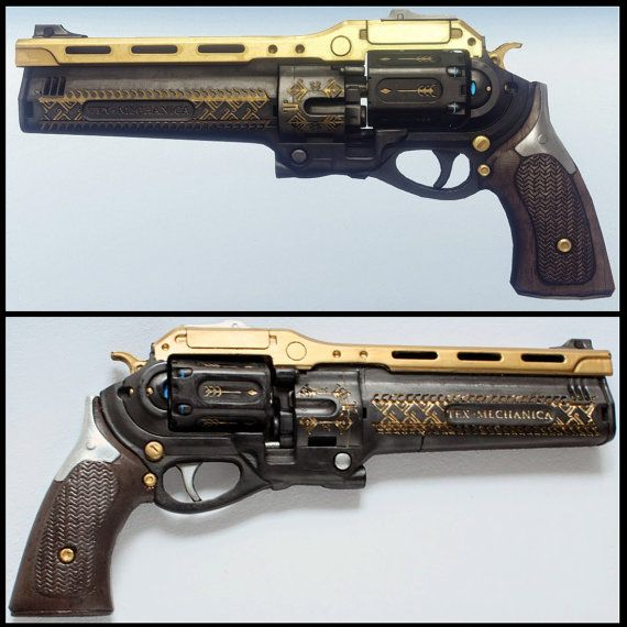 Destiny Hand Cannon Last word Pre order by scrumplifeprops on Etsy ...