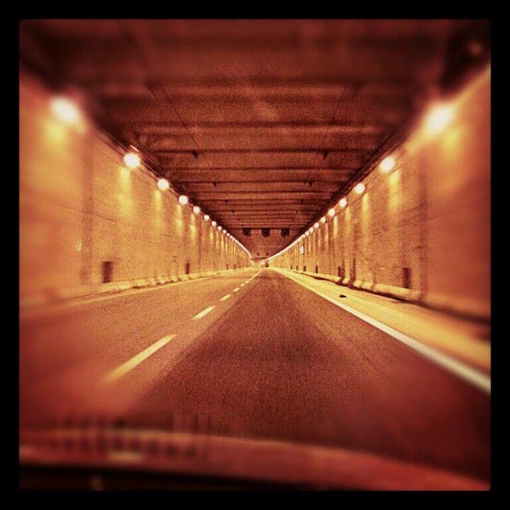 Solitudine in autostrada