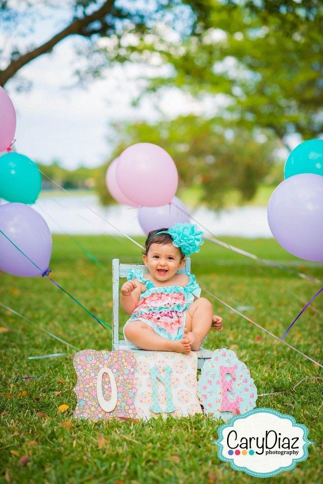 Kaylee S 1st Birthday Miami Broward Children Photography