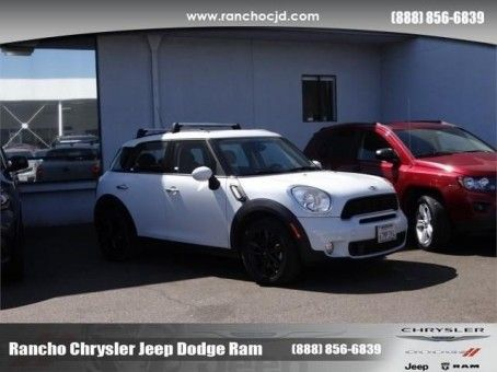 San Diego Cars For Sale 2012 Mini Cooper S Countryman Http
