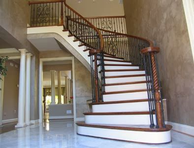 Hall Stairs And Landing Decorating Ideas Hall Stairs And