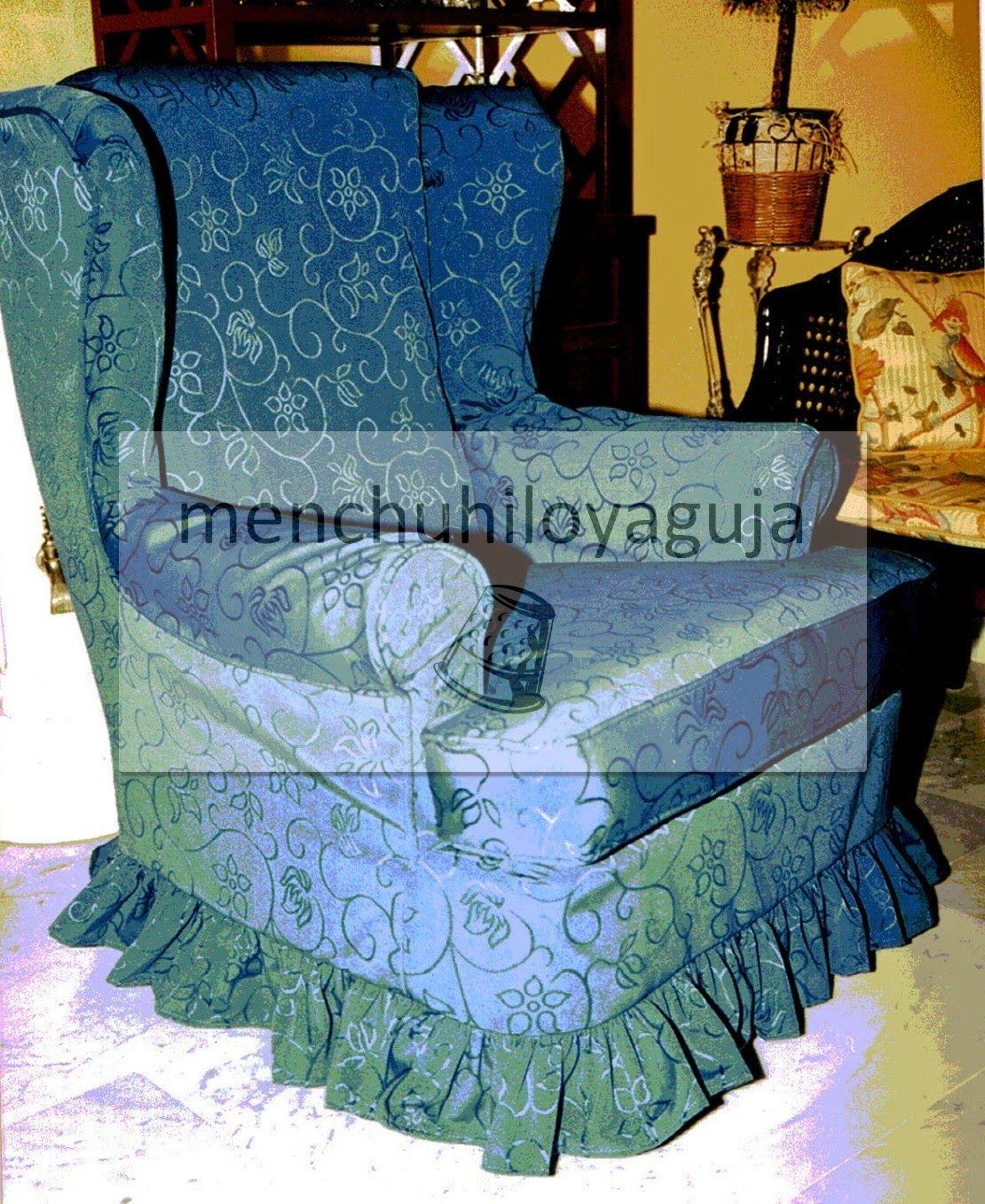 Patrones de costura c mo medir un sof para confeccionar - Como hacer una funda para un sofa ...