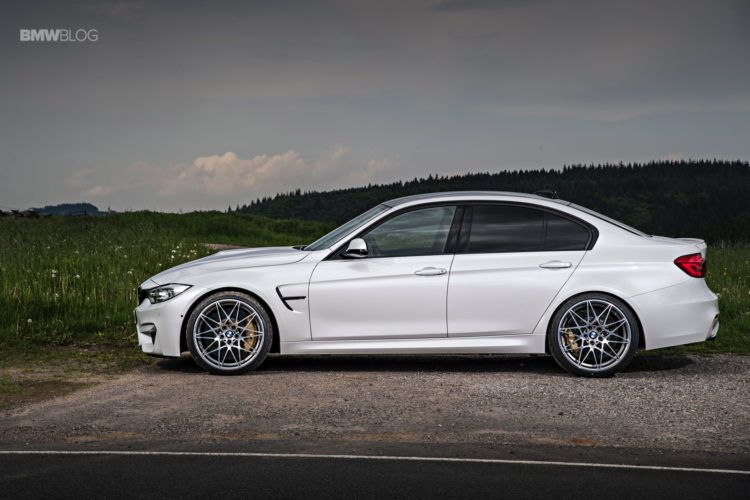 FIRST DRIVE 2016 BMW M3 Competition Package Bmw m3, Bmw