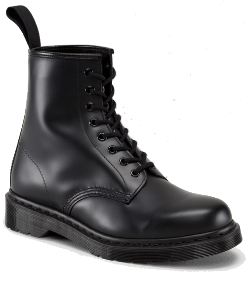 d62a845f73b all black Doc Martens | OBJECTS OF DESIRE | Doc martens, Dr martens ...