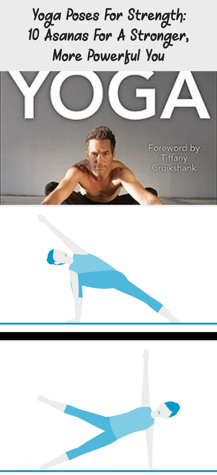 Yoga can make significant improvements to your strength!  So if you're hitting the mat in the hope o...