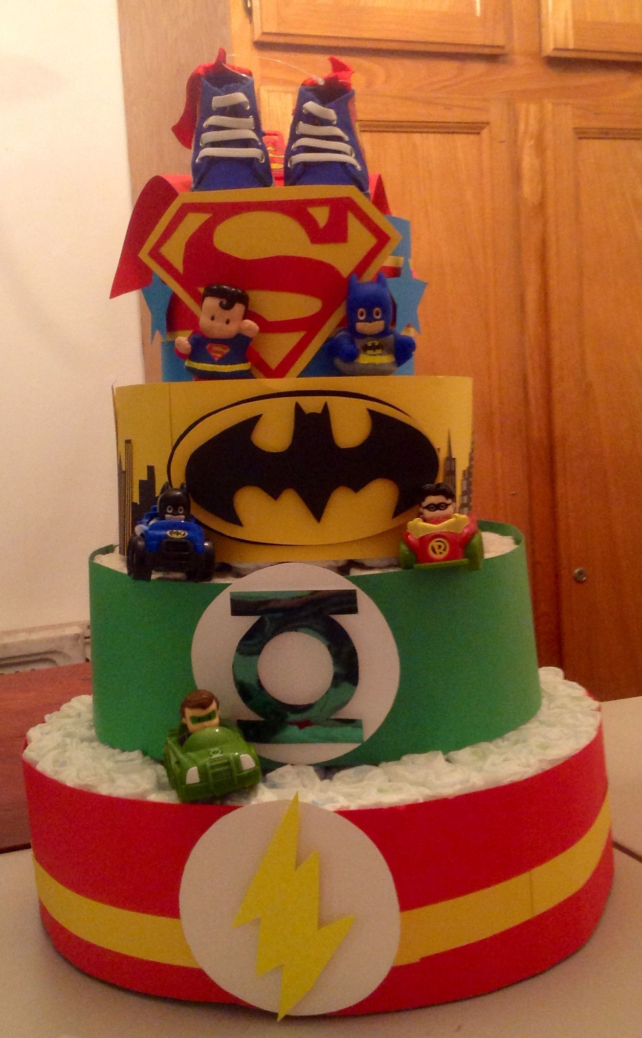 baby cakes diaper cakes shower baby baby shower superhero shower cakes