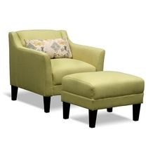 Elizabeth Chair Ottoman From Value City Furniture 199 99 33