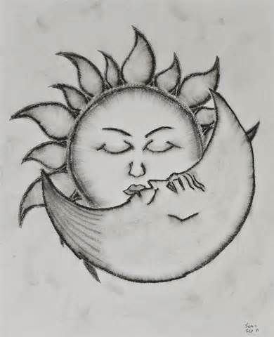 Juliet Is The Sun Drawing Sun Drawing Easy Drawings Moon Drawing