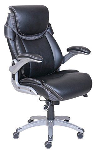 dormeo true innovations octaspring bonded leather manager office