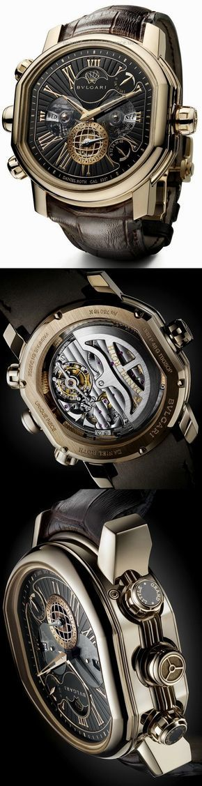 Photo of Bulgari Daniel Roth Grande Sonnerie Quantieme Perpetual  The…