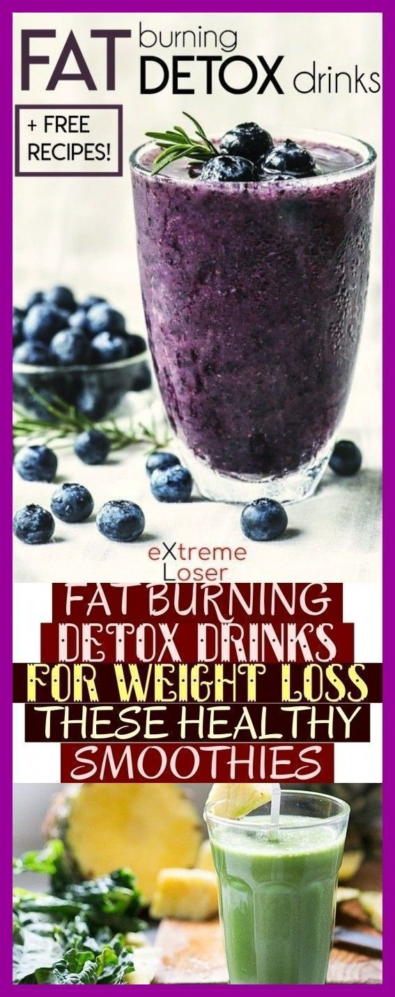 Fat Burning Detox Drinks For Weight Loss These Healthy Smoothies Fat Burning Det cleanse