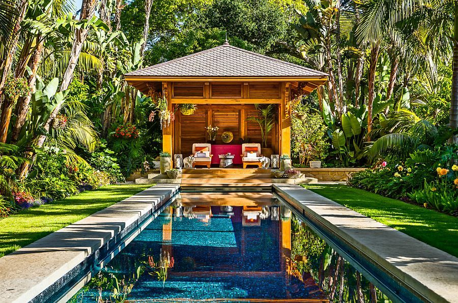 Backyard Paradise: 25 Spectacular Tropical Pool