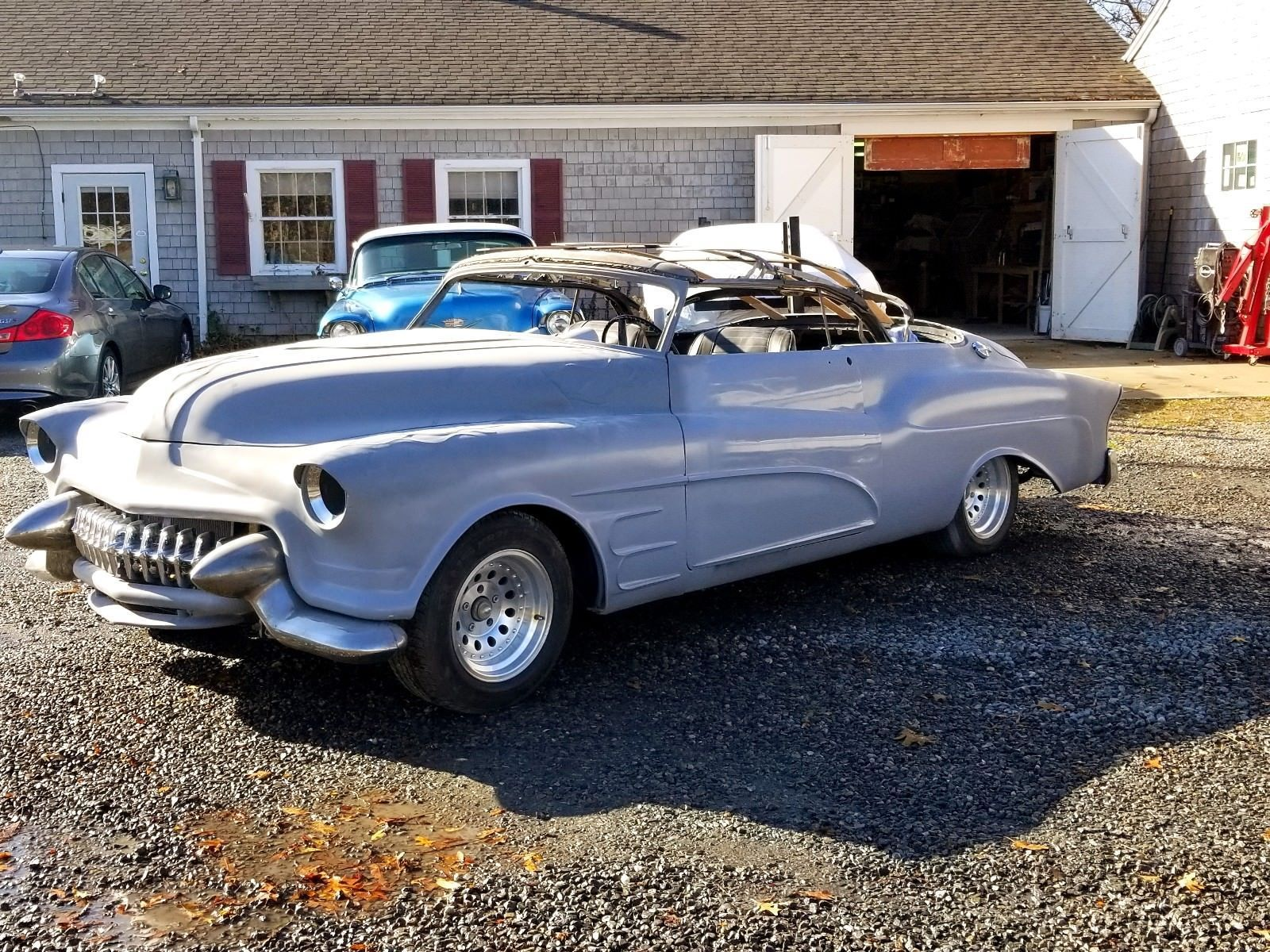 custom 1952 Buick Super Convertible project | Project cars for sale ...