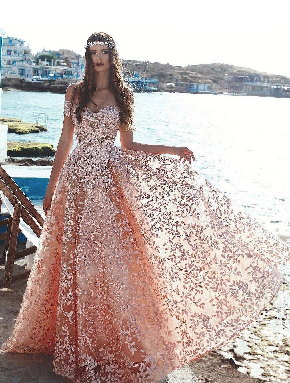 kleid koralle spitze online shop 997dc 41853