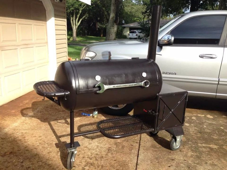 Best Everything BBQ Images On Pinterest Homemade Smoker - 8 diy smokers for enjoying barbeques