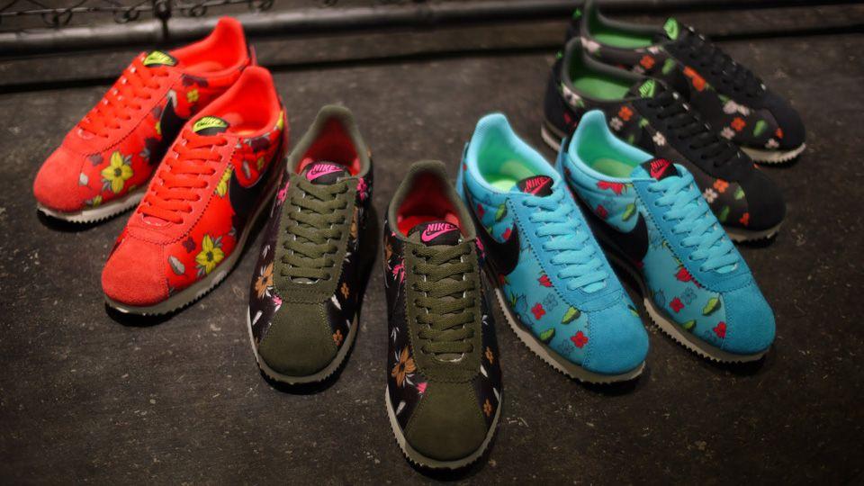 the best attitude b5985 73633 Nike Classic Cortez Nylon QS Aloha Pack
