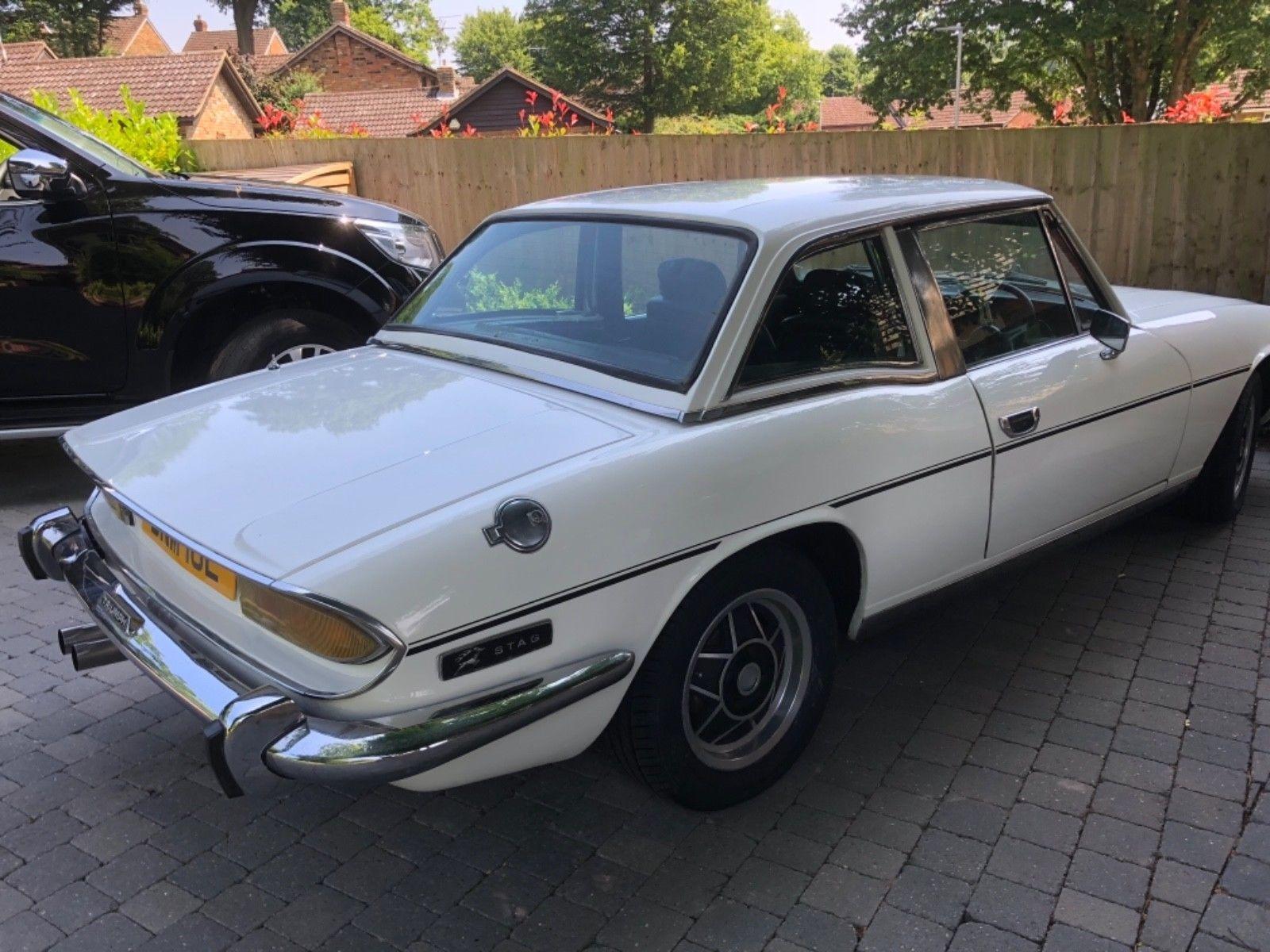 Triumph stag | Cars