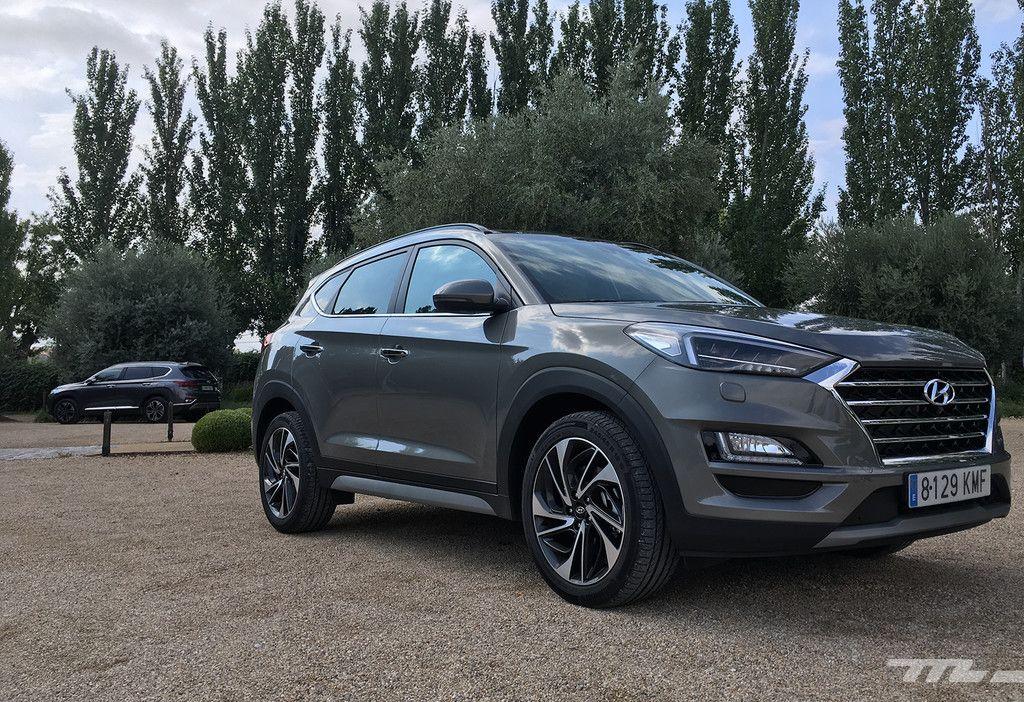 Probamos el Hyundai Tucson 2018 el SUV busca mantenerse