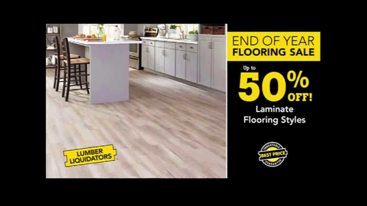 ▷ Lumber Liquidators End of Flooring Sale - Prefinished