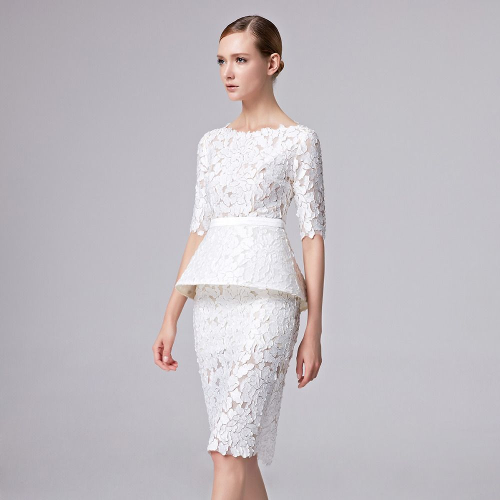 Coniefox extravagant prom dresses hollow short celebrity prom