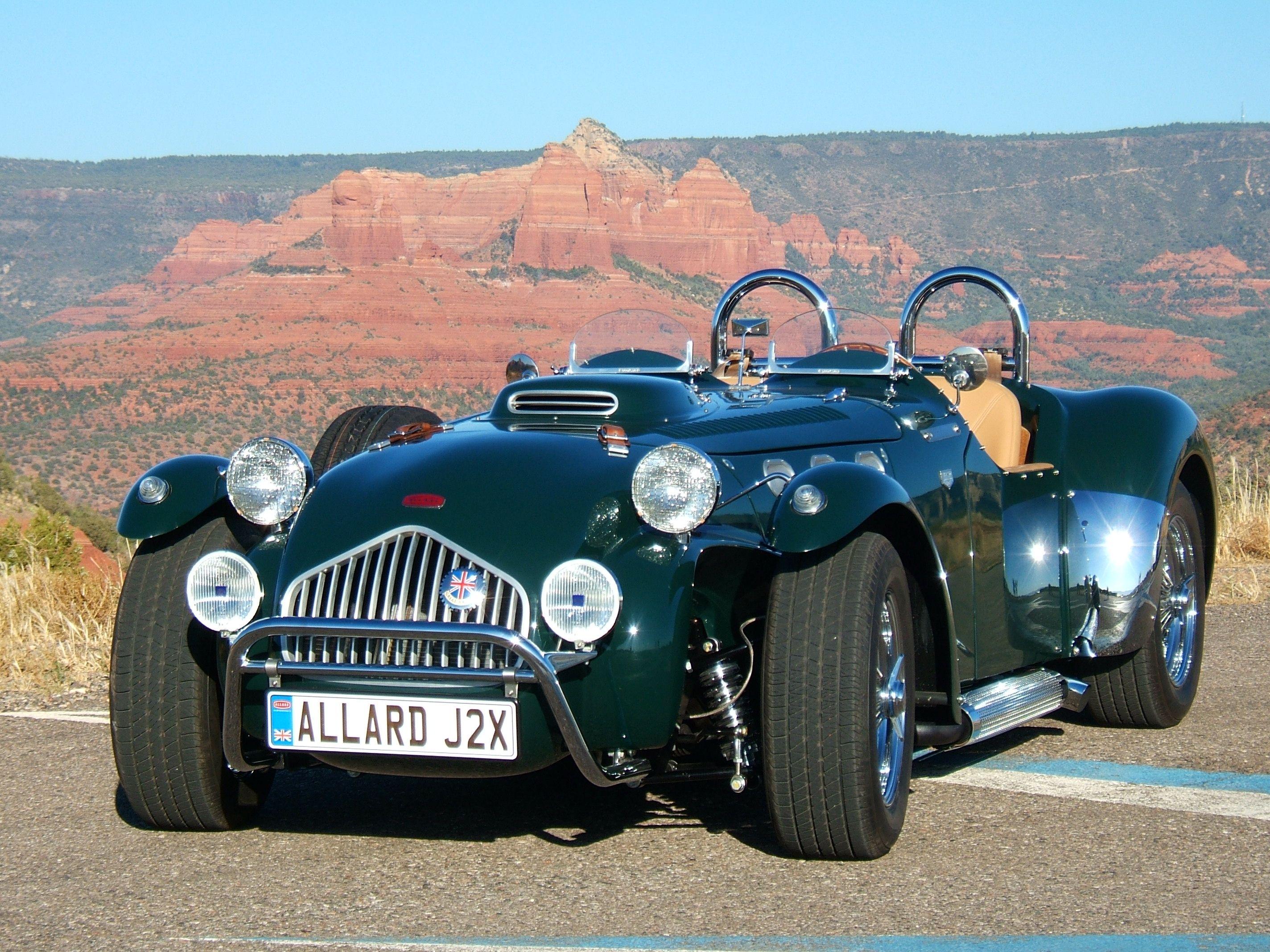 Allard J2X (1953)   HOT RODS   Pinterest   Wheels and Cars