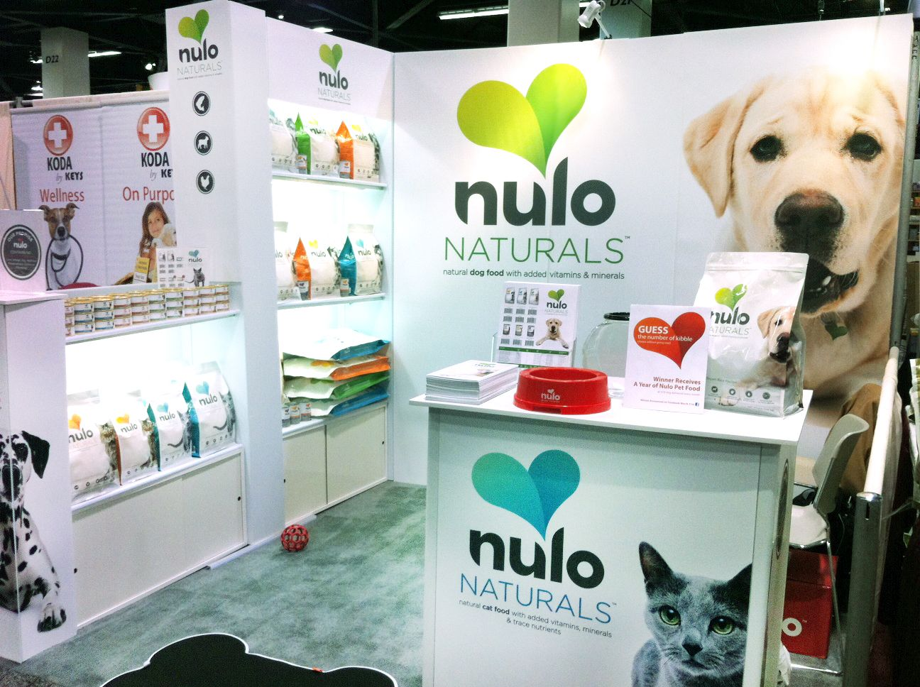 nulo puppy food large breed