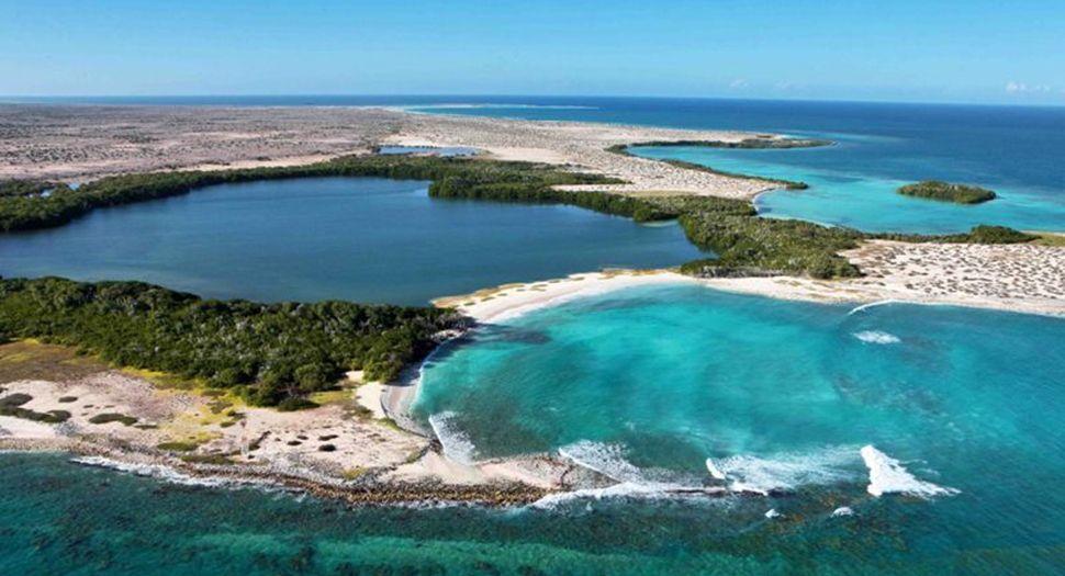 Isla de La Tortuga, Dependencia Federales