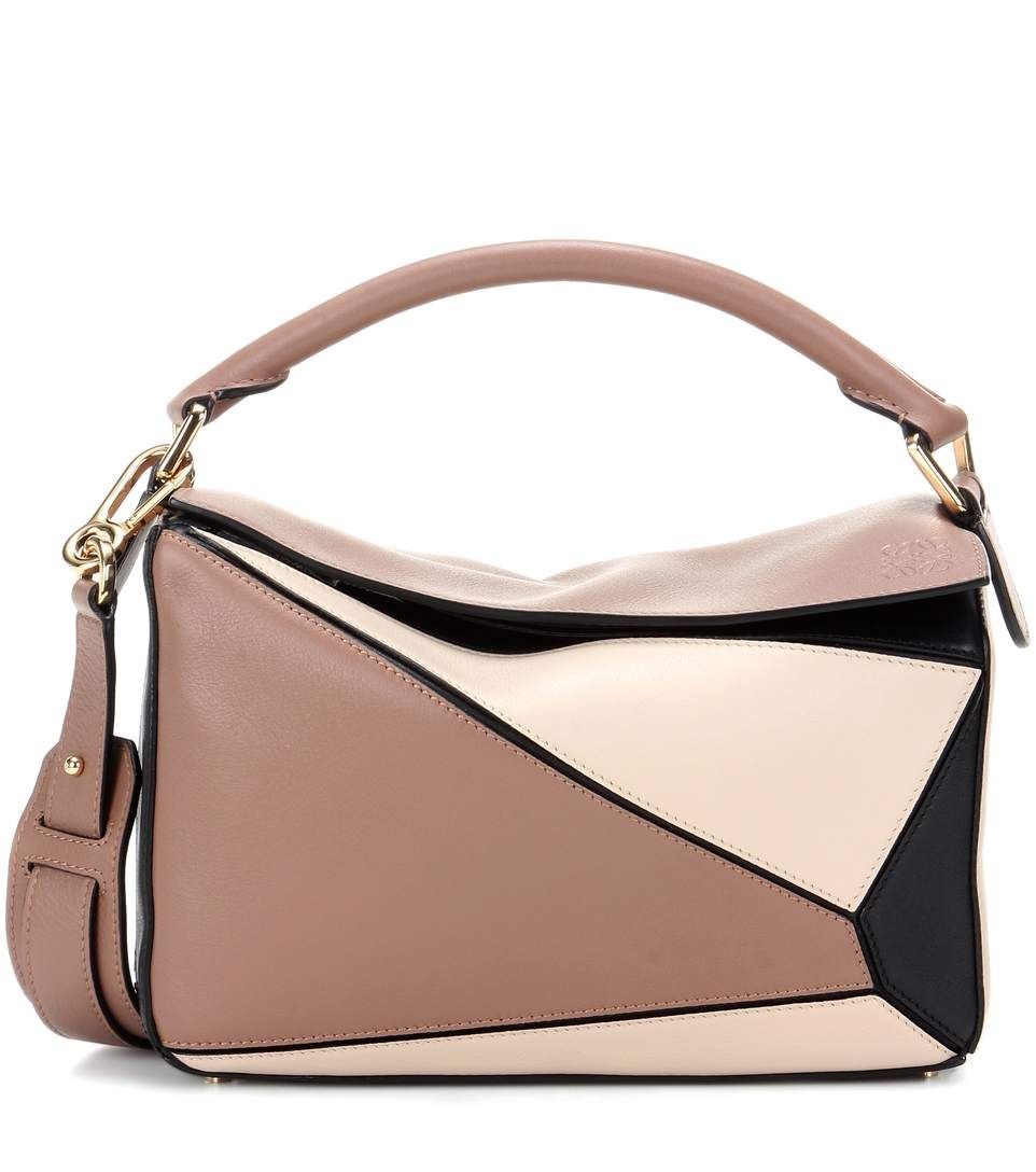 beb26902e LOEWE Puzzle Small Leather Shoulder Bag. #loewe #bags #shoulder bags #hand  bags #leather #lining #