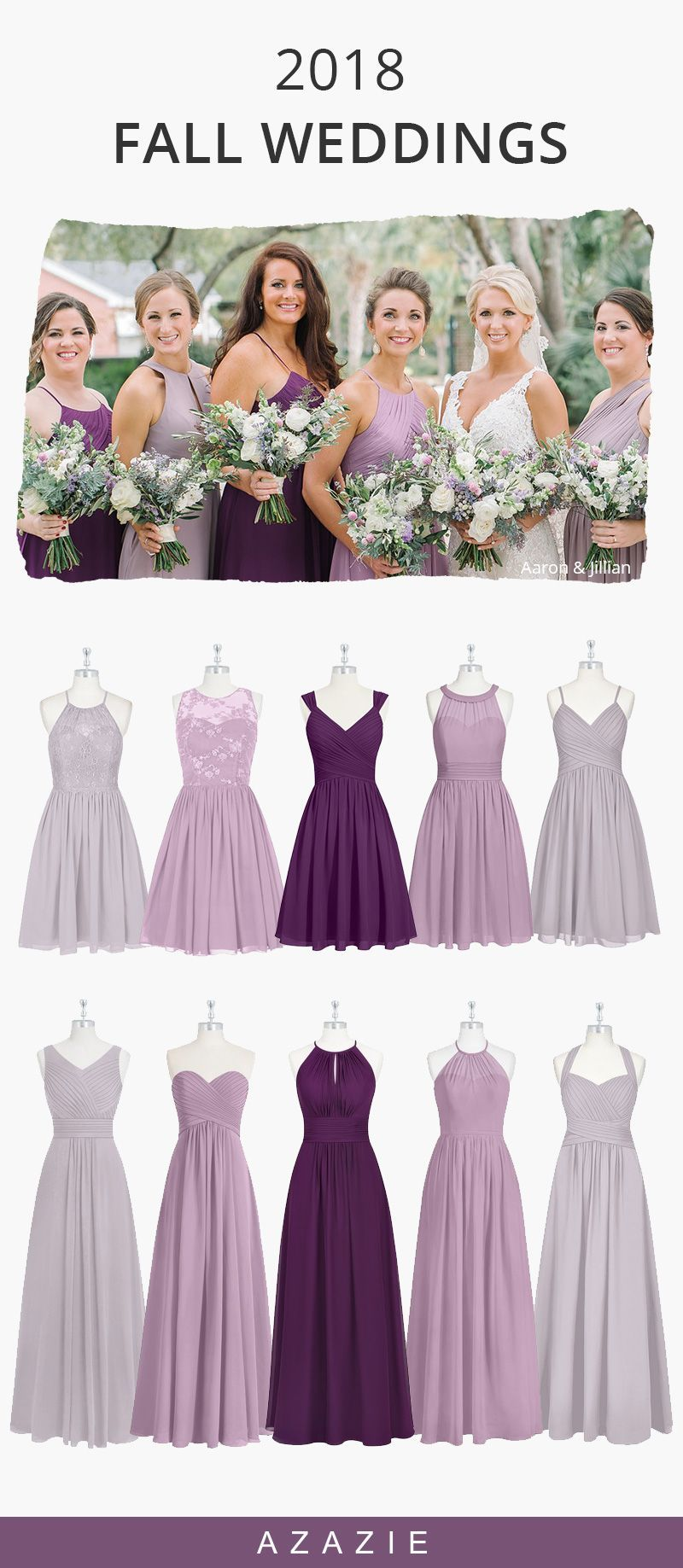 Wedding decorations red october 2018 Enjoy a mix and match wedding in fall and shop the best dresses with