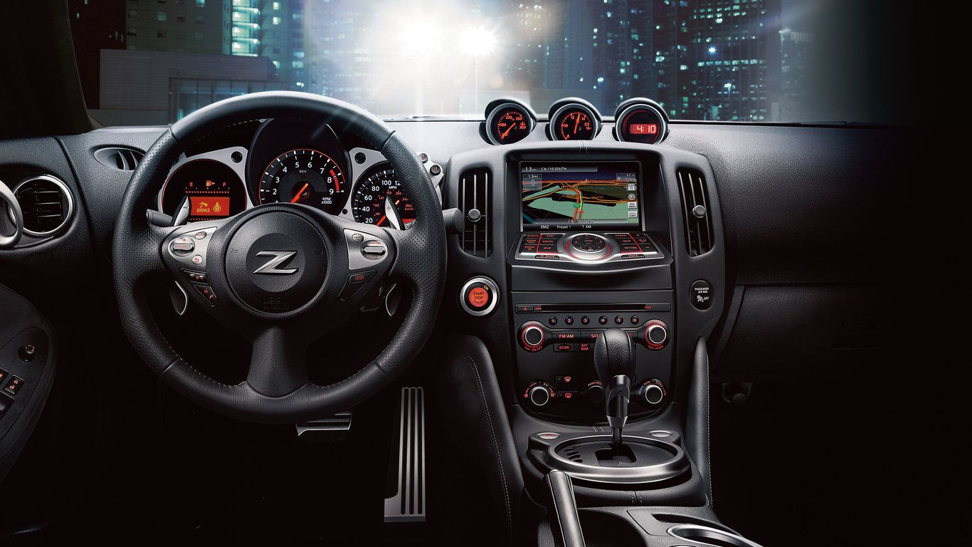 2015 nissan 370z Nismo Dashboard Wallpaper | Nissan ...