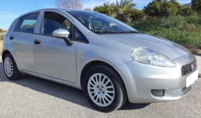 2009 Fiat Grande Punto 1 3 Multijet 5 Door Hatchback Punto 1 Puntos