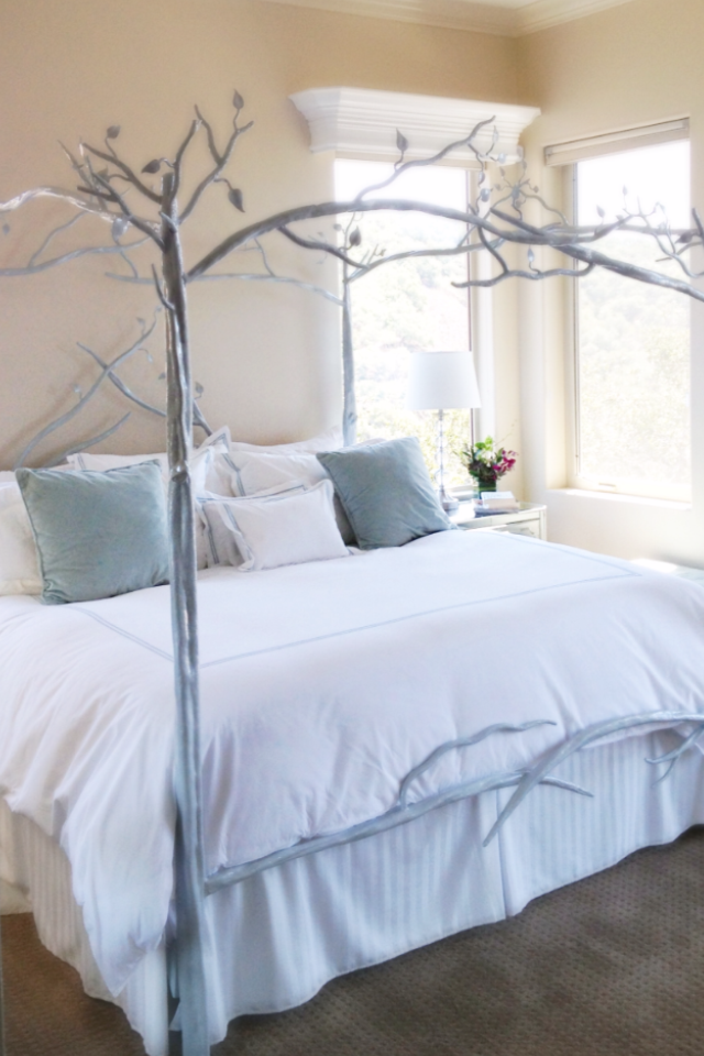 New Bed Ordered The Forest Bed Frame From Anthropologie And Had