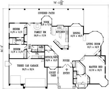House Floor Plans & Designs - Amazing Floor Plans