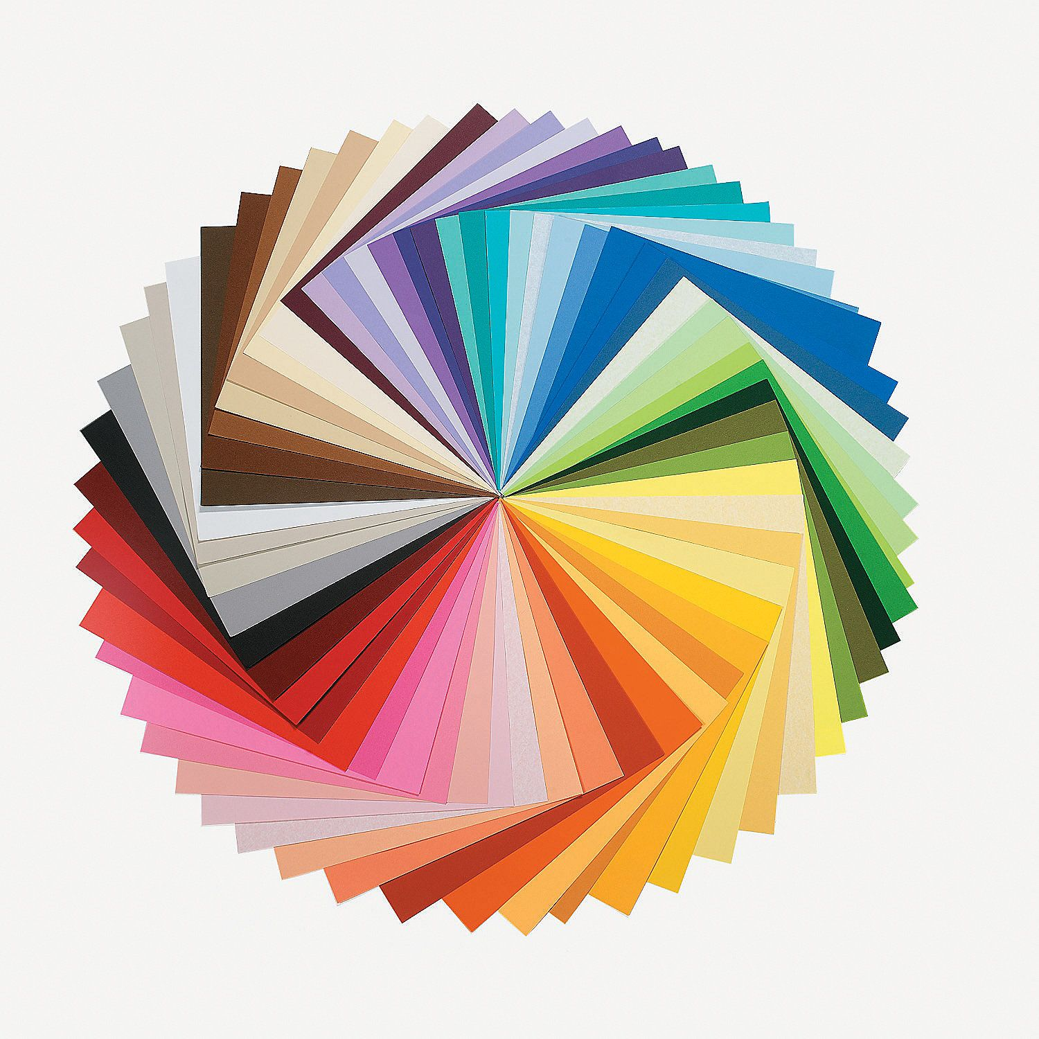 Full color spectrum paper pack spectrum oriential trading and give scrapbooking pages diy projects and arts and crafts adventures a brilliant burst of color thanks to this full color spectrum paper pack jeuxipadfo Images