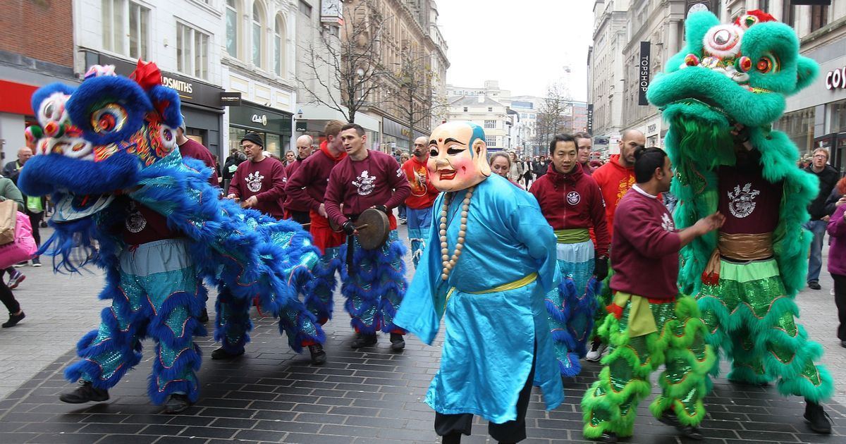 Liverpool's Chinese New Year celebrations full timetable