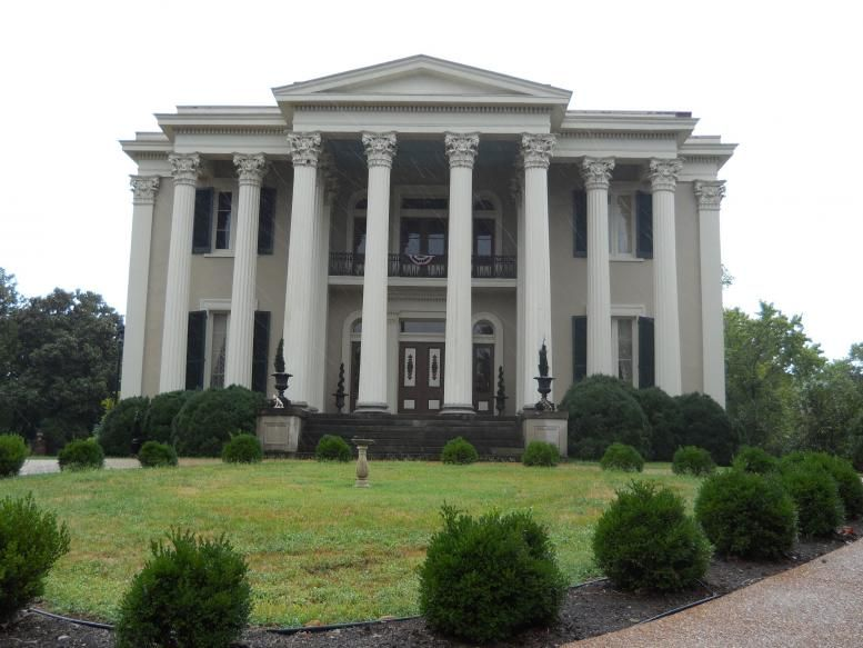 historic 1832 hamilton place plantation the builder lucius polk was married in the white. Black Bedroom Furniture Sets. Home Design Ideas
